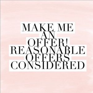 Other - Make me a offer!
